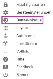 dunckle mode
